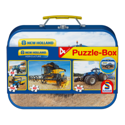 New Holland Puzzelbox