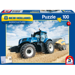New Holland Bigbaler 1290 - Puzzel 100 st.